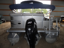 MITEY TOON 2 PERSON ELECTRIC PONTOON