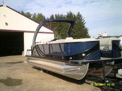 Used Aluminum Deckboat