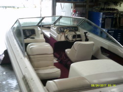 Used 21' Party Barge